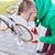человека · зафиксировано · Gear · велосипедов · блокировка - Сток-фото © dolgachov