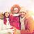 матери · ребенка · девушки · зима · ходьбы · счастливая · семья - Сток-фото © dolgachov