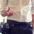 mannelijke · kapper · stilist · man · haardroger · lucht - stockfoto © dolgachov