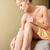 woman in spa salon having pedicure stock photo © dolgachov
