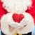 közelkép · mikulás · szív · alak · karácsony · ünnepek · szeretet - stock fotó © dolgachov