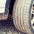 brudne · samochodu · koła · ziemi · transportu - zdjęcia stock © dolgachov