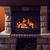 tűzifa · égő · kandalló · közelkép · tűz · fény - stock fotó © dolgachov