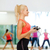 groep · touw · opleiding · gymnasium · fitness · oefening - stockfoto © dolgachov
