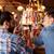 glücklich · männlich · Freunde · Bier · Veröffentlichung · lächelnd - stock foto © dolgachov