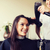 vrouw · kapper · fan · hot · salon - stockfoto © dolgachov