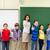 csoport · iskola · gyerekek · mutat · remek · oktatás - stock fotó © dolgachov
