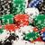 casino · fişi · kumarhane · başarı · oynamak · gülen - stok fotoğraf © dolgachov
