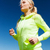 woman doing running outdoors stock photo © dolgachov