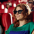 gelukkig · vrienden · kijken · film · 3D · theater - stockfoto © dolgachov