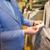 cardigan · prijs · tag · kleding · dragen - stockfoto © dolgachov