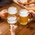 手 · ビール · バー · パブ · 人 - ストックフォト © dolgachov