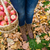 femme · panier · pommes · automne · jardin - photo stock © dolgachov