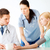 enfermera · paciente · presión · arterial · médico · oficina - foto stock © dolgachov