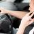 adam · telefon · sürücü · araba · taşımacılık · araç - stok fotoğraf © dolgachov