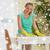 nő · takarítás · nappali · fiatal · afrikai · szőnyeg - stock fotó © dolgachov