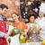 gelukkig · paar · keuken · koken · klasse · culinair - stockfoto © dolgachov