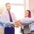 優しい · 国際ビジネス · チーム · グループ · ビジネス · オフィス - ストックフォト © dolgachov