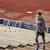 hombre · ejecutando · escaleras · deportes · formación · corredor - foto stock © dolgachov