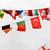 drapeaux · différent · pays · pays · ensemble · ciel · bleu - photo stock © dolgachov