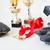 bal · voetbal · laarzen · handschoenen · medaille - stockfoto © dolgachov