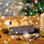 közelkép · karácsony · zab · sütik · fa · asztal · ünnepek - stock fotó © dolgachov
