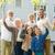 grand-père · petit-fils · ensemble · maison · séance · fauteuil - photo stock © dolgachov