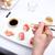 sushi · farklı · balık · kırmızı - stok fotoğraf © dolgachov