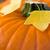 cadılar · bayramı · kabak · düşmek · sonbahar · yaprakları · el · gülümseme · yüz - stok fotoğraf © dolgachov