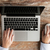 vrouw · handen · toetsenbord · muis · business · kantoor - stockfoto © dolgachov