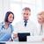 команда · группа · врачи · заседание · здравоохранения · медицинской - Сток-фото © dolgachov