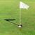 гольф · один · мяча · Blue · Sky · небе - Сток-фото © dolgachov