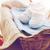 közelkép · baba · zörgés · ruházat · újszülött · gyermekkor - stock fotó © dolgachov