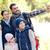счастливая · семья · походов · семьи · туризма · счастливым · матери - Сток-фото © dolgachov