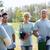 voluntarios · regadera · deshierbe · rastrillo · voluntariado · personas - foto stock © dolgachov