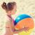 meisje · spelen · strand · emmer · spade · kinderen - stockfoto © dolgachov