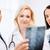 grup · doktorlar · bakıyor · xray · sağlık · tıbbi - stok fotoğraf © dolgachov