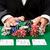 poker · oyuncu · kartları · cips · kumarhane · kumar - stok fotoğraf © dolgachov