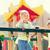 女の子 · 遊び場 · 家族 · 少女 · 笑顔 - ストックフォト © dolgachov