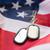 żołnierzy · napaść · USA · banderą · amerykański · armii - zdjęcia stock © dolgachov