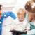 rodziców · godny · podziwu · baby · rodziny · dzieci - zdjęcia stock © dolgachov