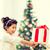 幸せ · 子 · 少女 · ギフトボックス · 休日 · プレゼント - ストックフォト © dolgachov