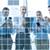 akıllı · telefonlar · iş · adamları · teknoloji · takım · çalışması - stok fotoğraf © dolgachov