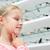 оптик · очки · девушки · оптика · магазине - Сток-фото © dolgachov