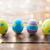 colorato · archi · set · nove · vacanze · sfondo - foto d'archivio © dolgachov