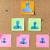 コルクボード · 色 · フレーム · ニュース · 緑 · 青 - ストックフォト © dolgachov