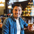 Mann · trinken · Bier · bar · Veröffentlichung · Menschen - stock foto © dolgachov