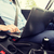 close up of young man with laptop driving car stock photo © dolgachov