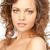 gyönyörű · nő · fényes · közelkép · portré · kép · nő - stock fotó © dolgachov