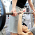 женщину · гири · спортзал · фитнес · спорт - Сток-фото © dolgachov